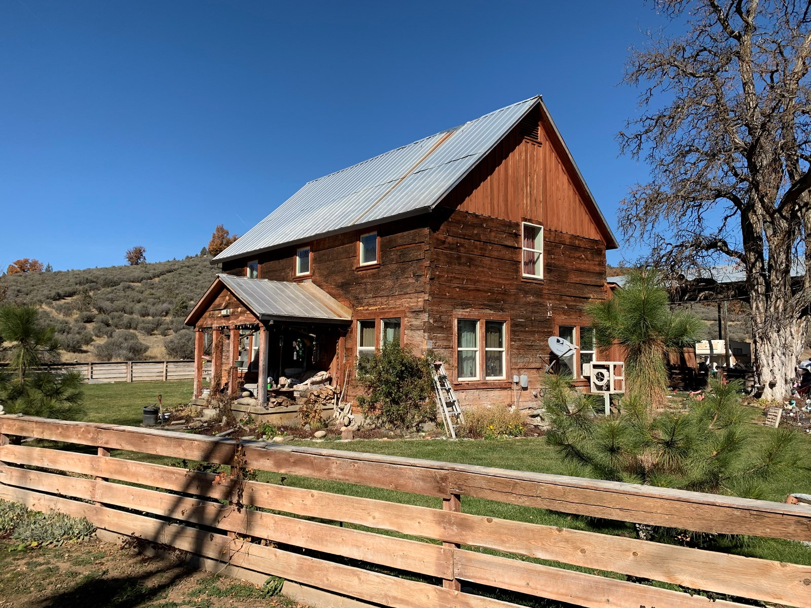 Hunting - Cattle Ranch for Sale in Siskiyou County, Cal
