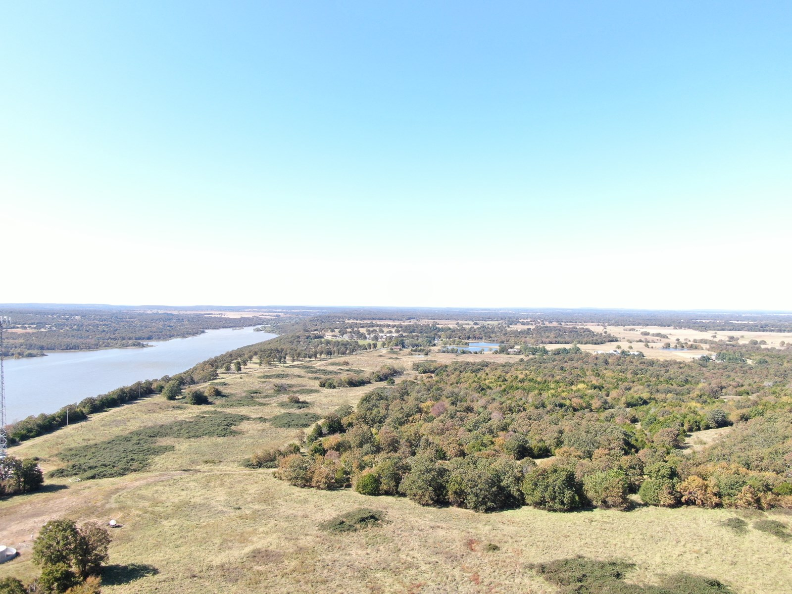 LAND FOR SALE PITTSBURG COUNTY OK HUNTING PROPERTY LAKE VIEW