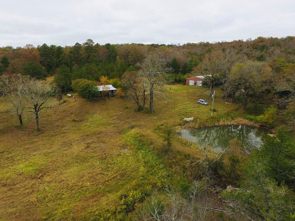 SUBSTAINABLE ARKANSAS LAND  WITH YEAR ROUND SPRING