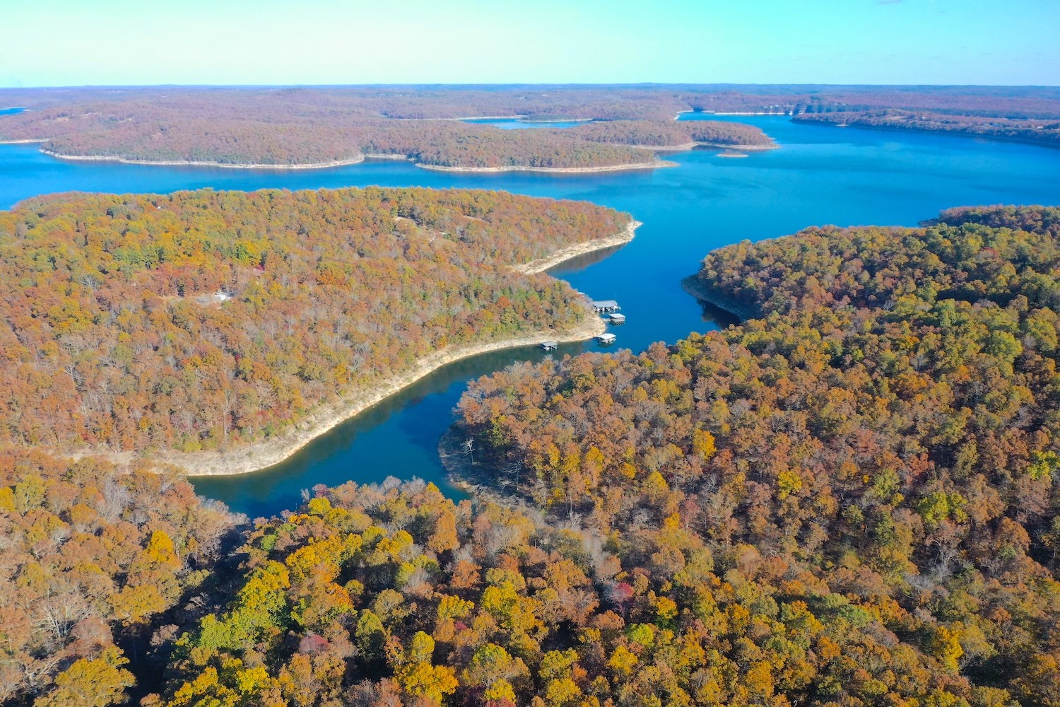 Land for Sale Near Lake Norfork in Mountain Home Arkansas