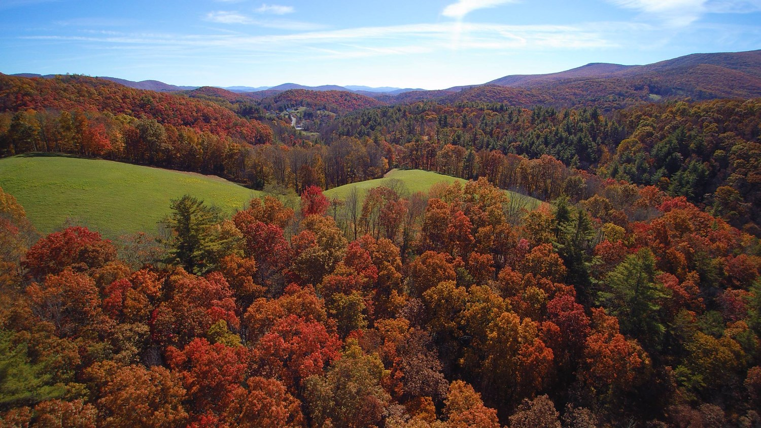 Big View Acreage Joining Jefferson National Forest