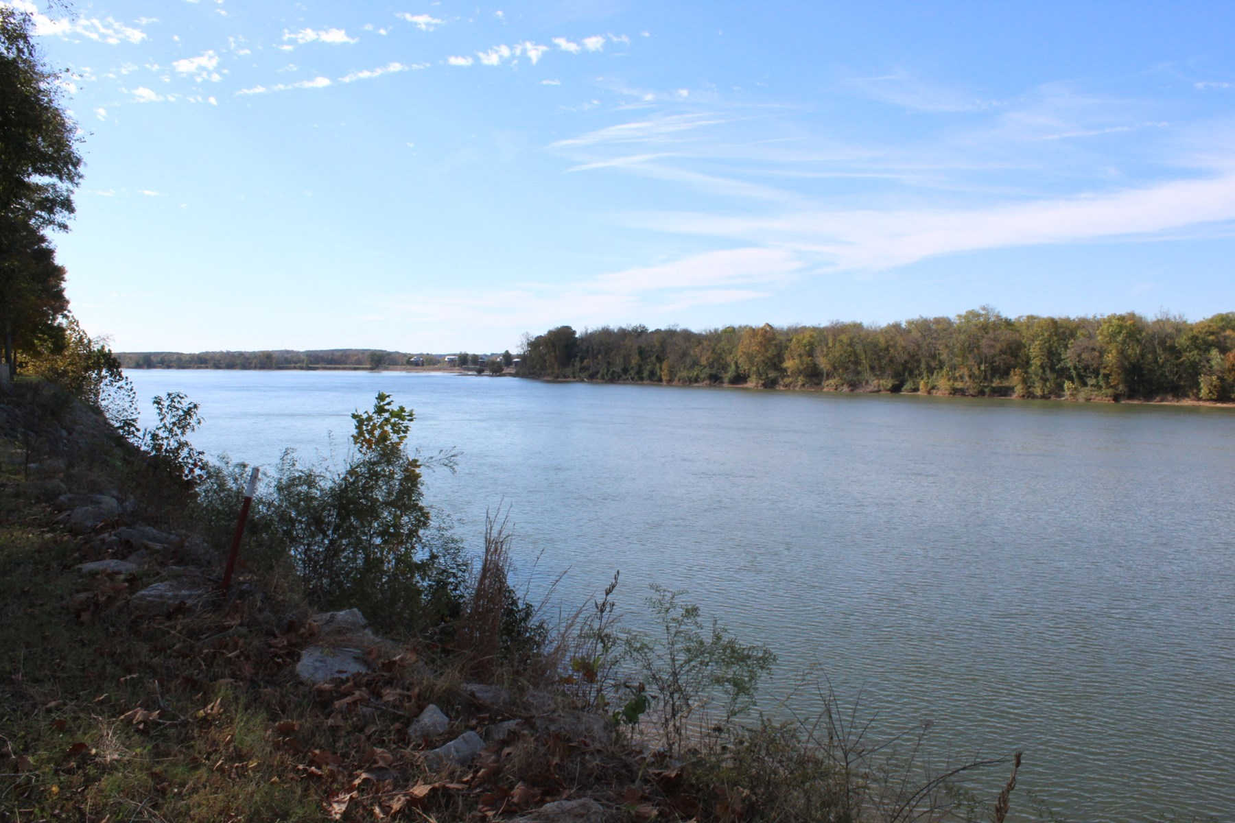 WATERFRONT LOT FOR SALE ON THE TN RIVER - RIVER FRONT LAND