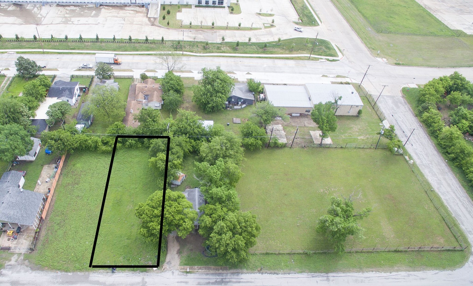 FOR SALE VACANT LOT  FORT WORTH TEXAS BUILD YOUR NEW HOME!