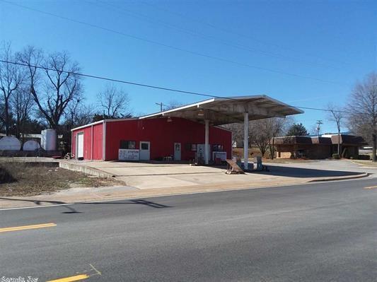 Commercial Building Mt Pleasant Arkansas for sale