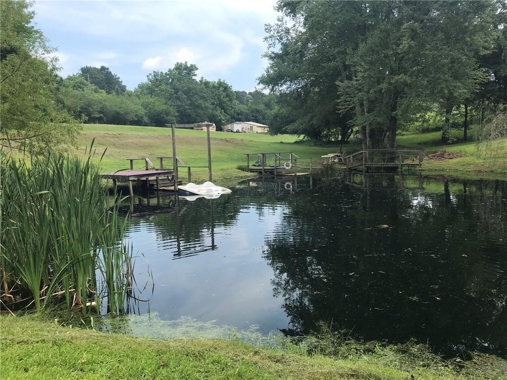 Waterfront Mountain Land for Sale, Talking Rock, GA, Acreage