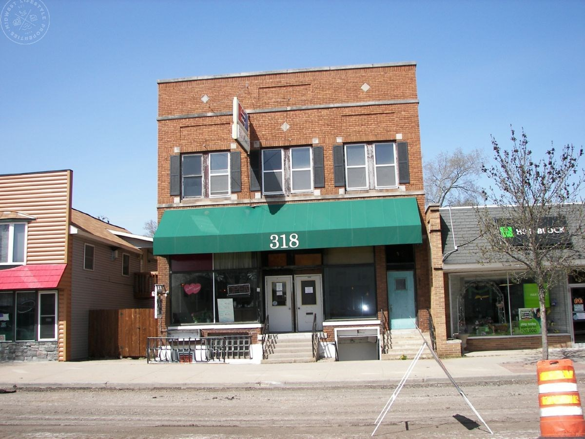 Nekoosa Commercial Building Real Estate Auction