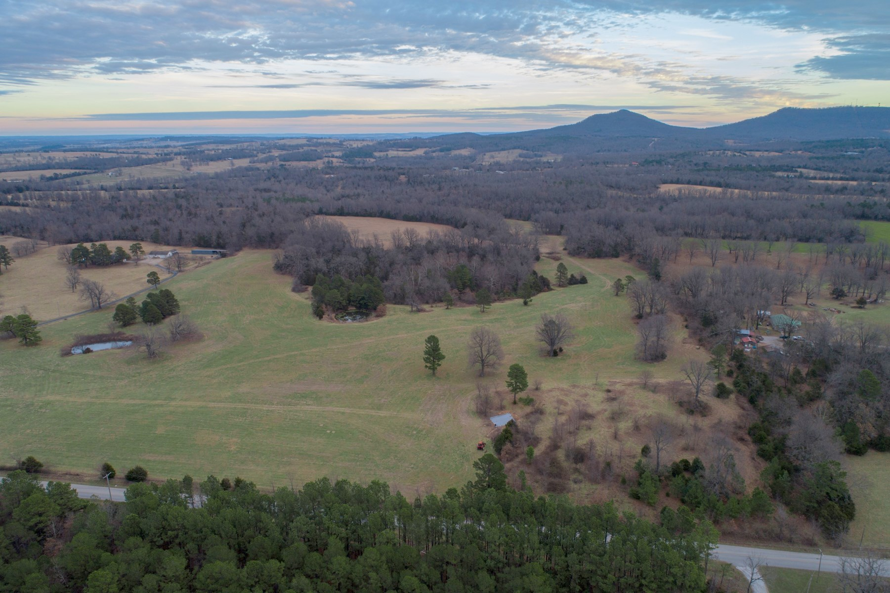 80 Acre Prime Land with Pond, Pasture, Timberland