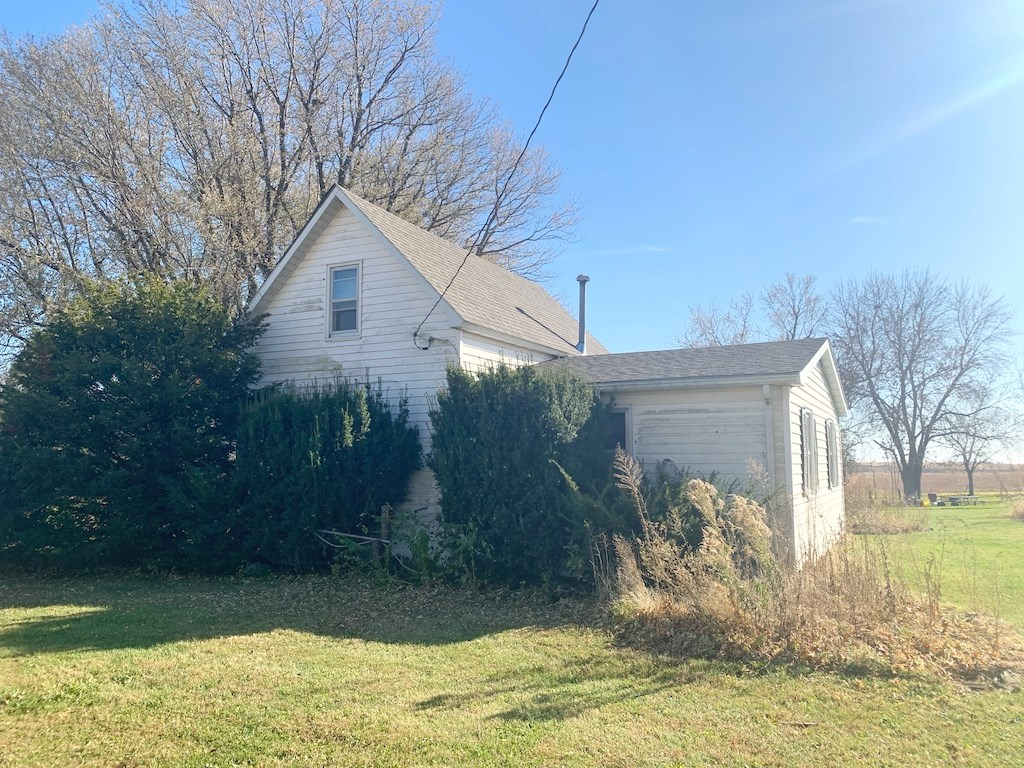 Home or Building Lot For Sale in Southern Iowa