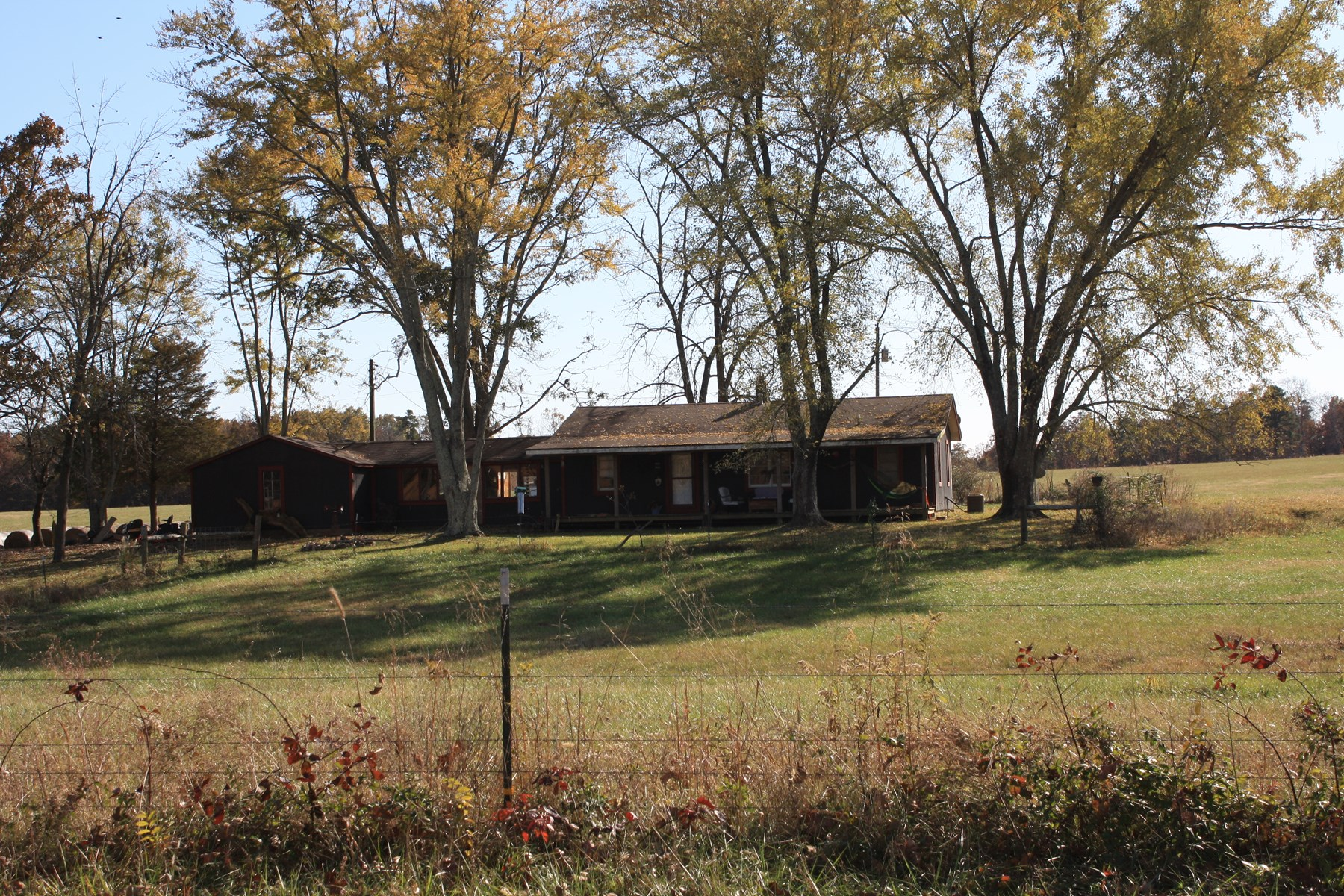 Missouri Country Home and Land For Sale