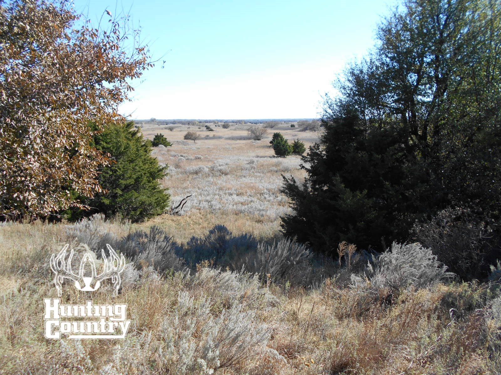 160 acres m/l. WOODS COUNTY OKLAHOMA Hunting Land for Sale