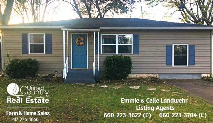Home for Sale in Bolivar, MO - Remodeled & Under 80K