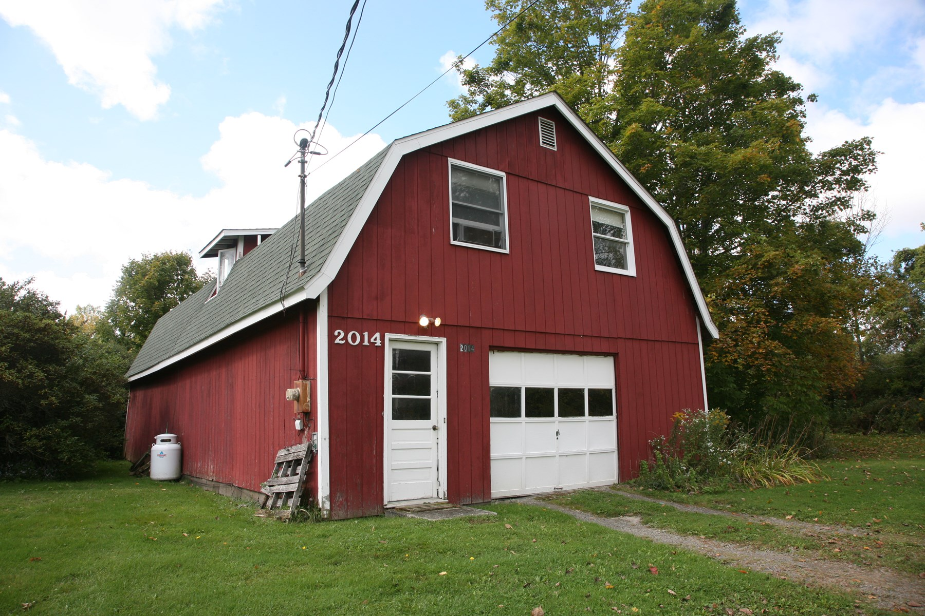102 ACRE FARM FOR SALE NEAR ITHACA, NY