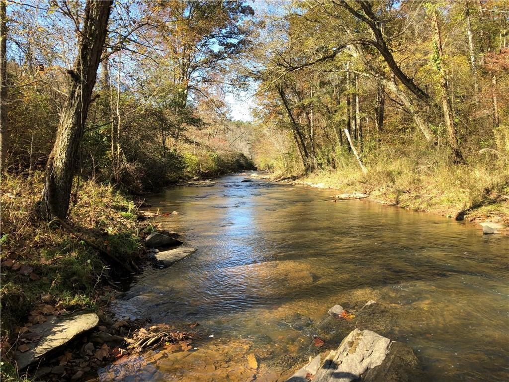 Waterfront Mountain Land for sale, Pickens, GA, Acreage