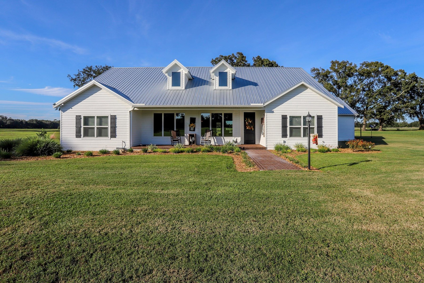 HOME FOR SALE WITH ACREAGE GILCHRIST COUNTY FLORIDA