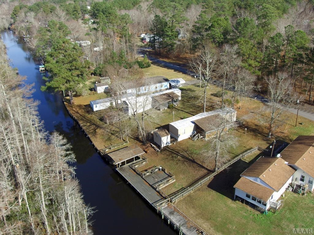 CANAL FRONT PROPERTY LEADING TO THE ALBEMARLE SOUND