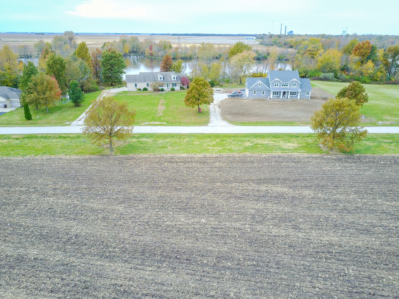 Sangchris Lake Lot 18 For Sale in Kincaid Christian County