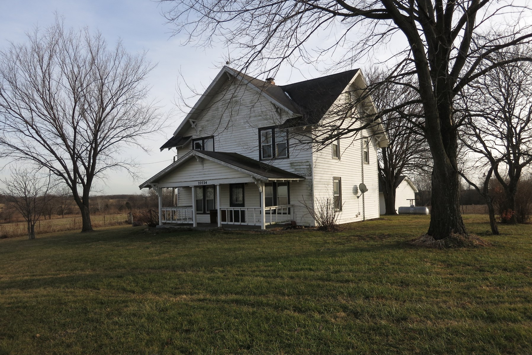 For Sale Country Home on 12.8 Acres m/l