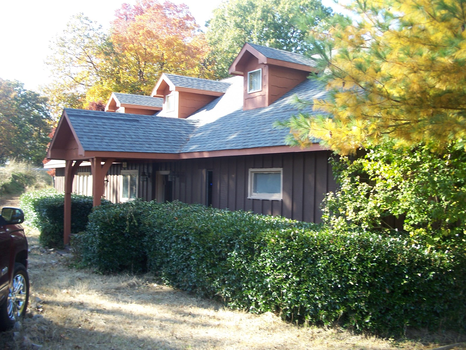 AUCTION -- SOUTH GRAND LAKE OKLAHOMA HOME ON 3.5 ACRES