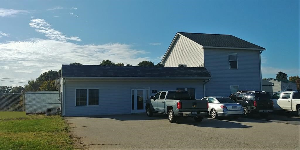Commercial Building with Warehouse For Sale in Chatham, VA