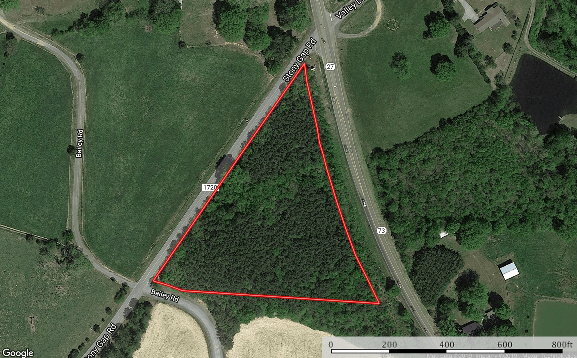 Commercial Acreage For Sale in Albemarle NC