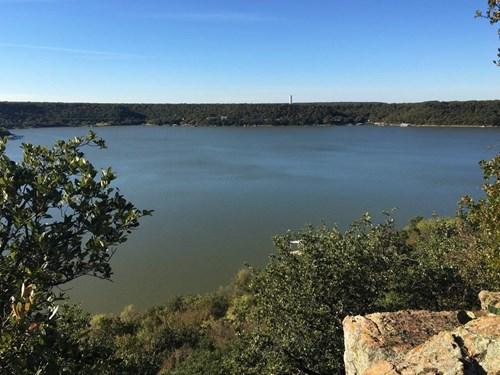 Premier Waterfront Res. Lot Palo Pinto Reservoir Lake TX