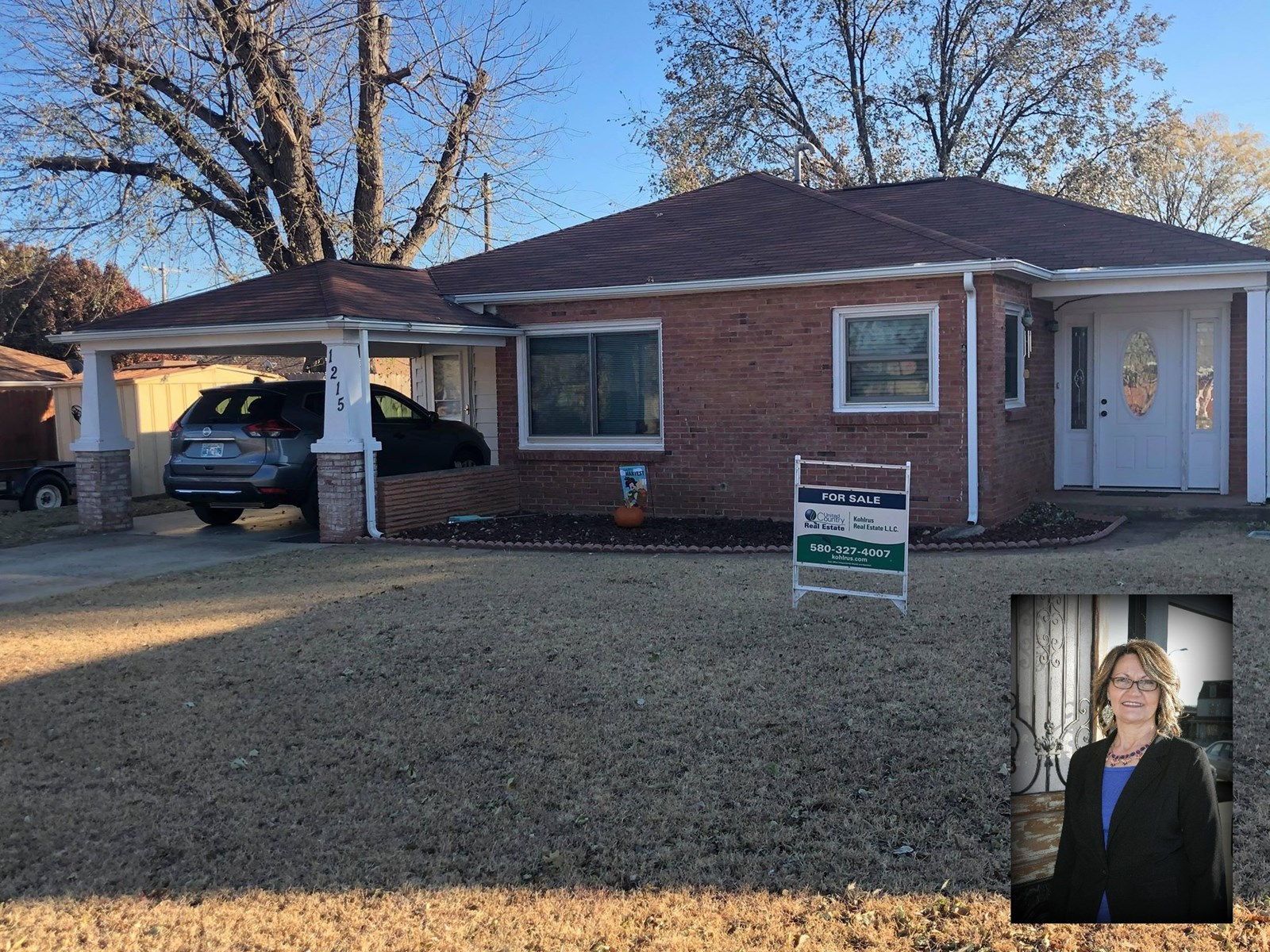 Updated 3 Bedroom Home in Alva