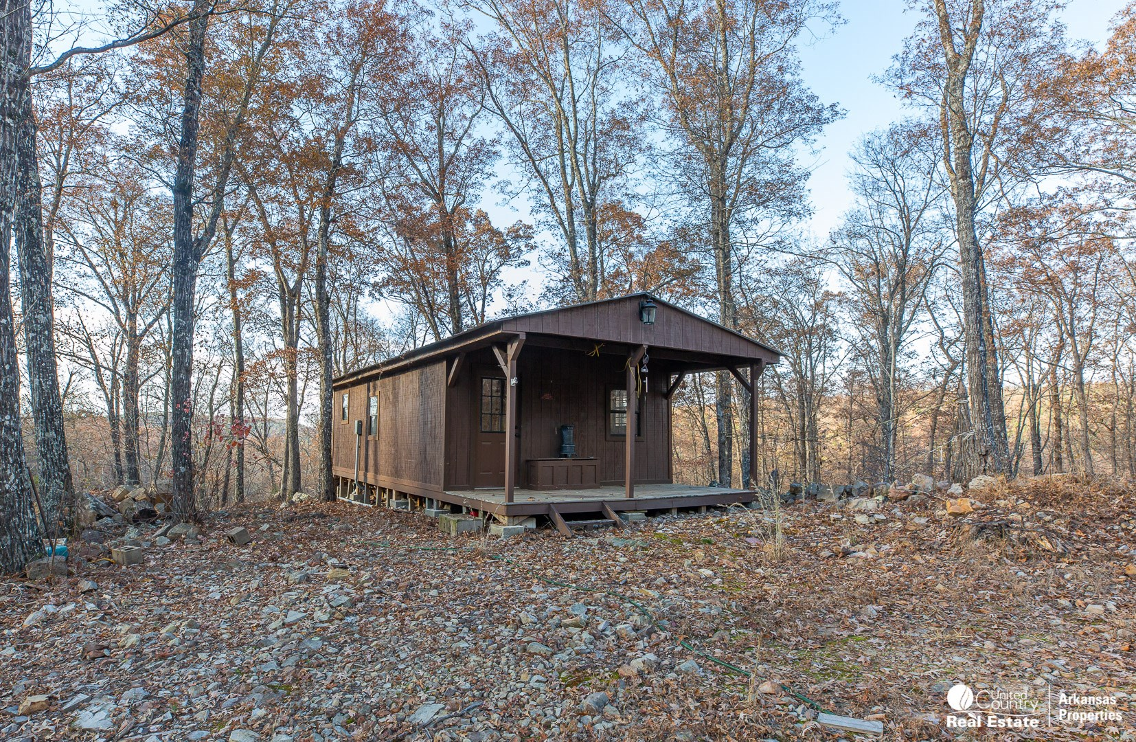 Cabin for sale in Ouachita National Forest