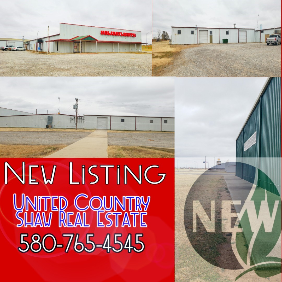 Distribution, Manufacturing Located on I-35 N. Central Okla.