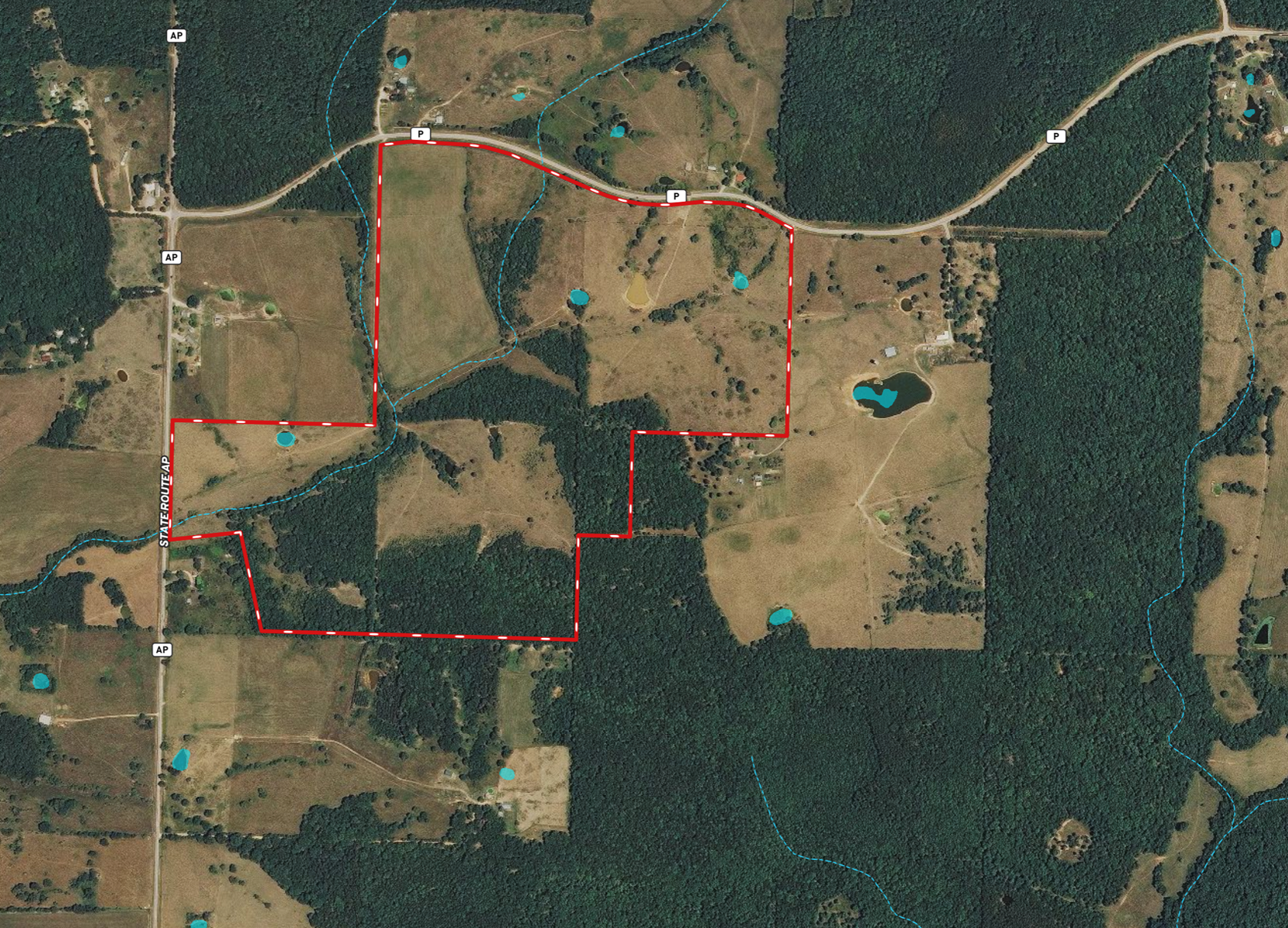 Missouri Ozarks Land for Sale - Farming, Hunting, Building
