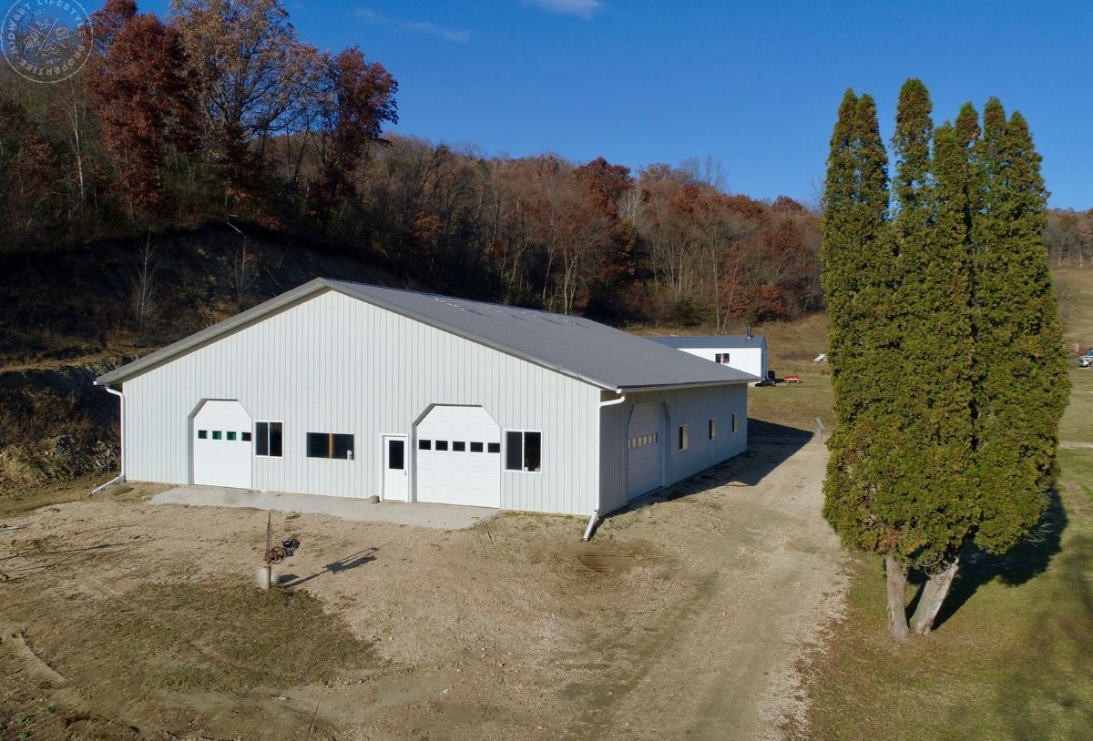 Heavenly Hobby Farm For Sale in Vernon County, WI