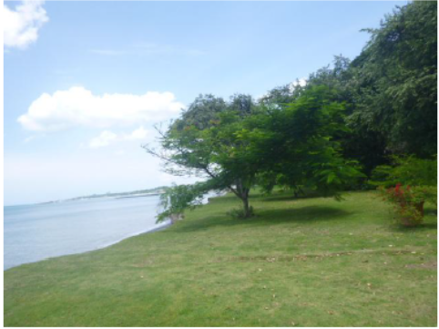 FRONT BEACH LOT FOR SALE IN COSTA ESMERALDA SAN CARLOS PANAM
