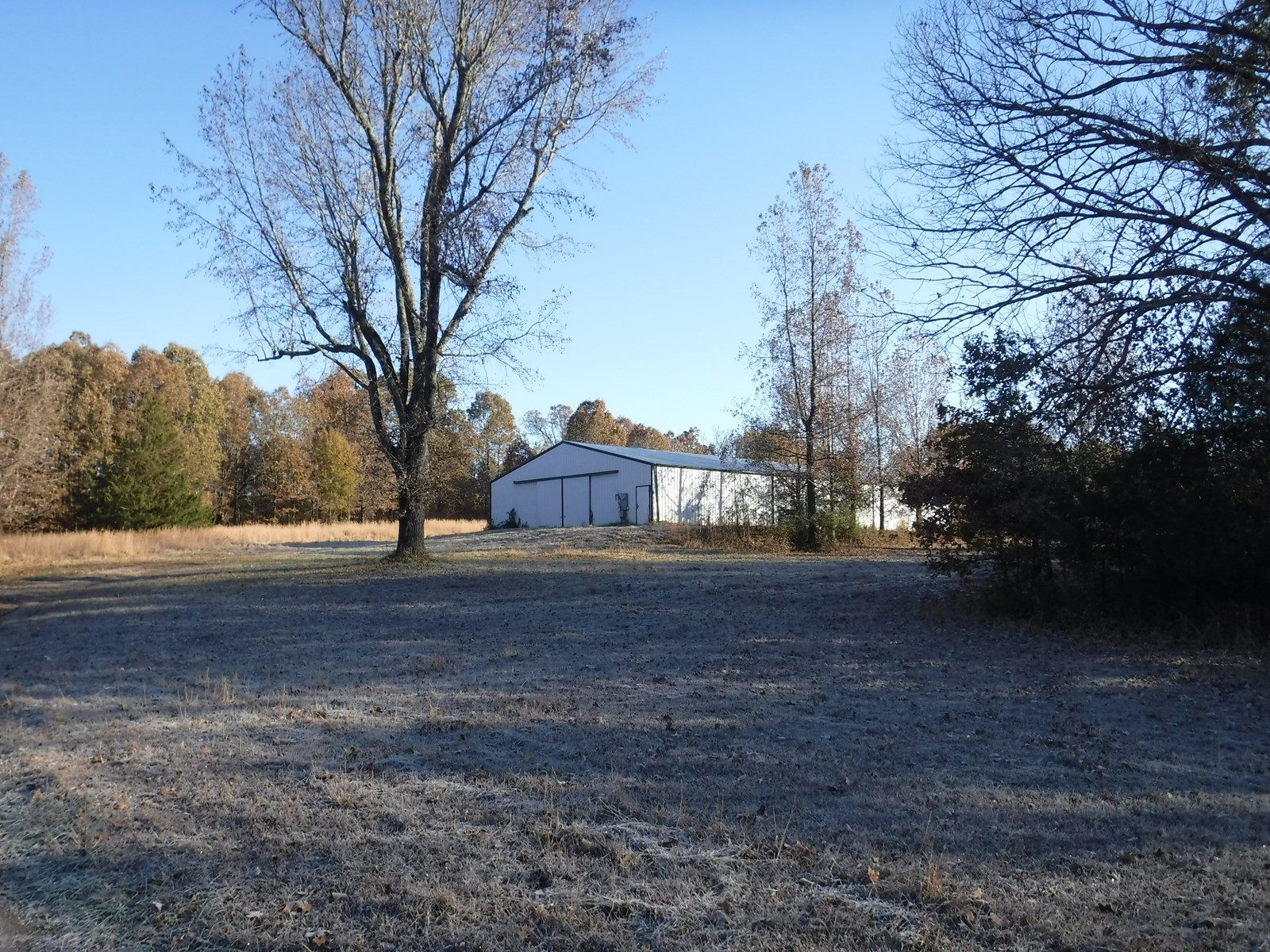 Utility Building and 4 Acres M/L for sale In Pocahontas