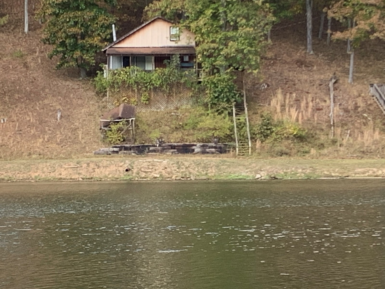 Lakeview Property at Crystal Lake in Doddridge County WV