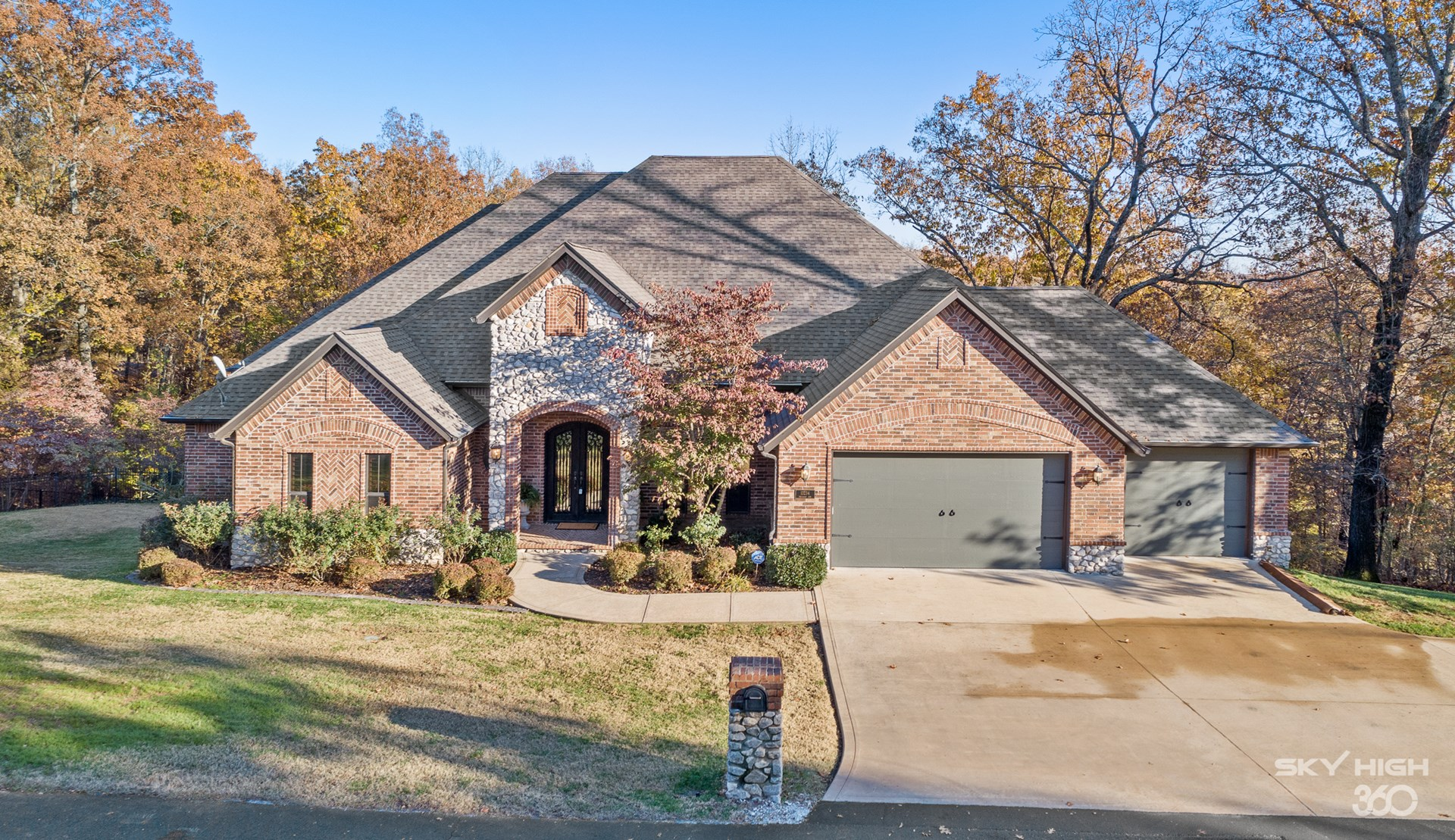 Immaculate Estate Home for Sale in Bentonville, Arkansas