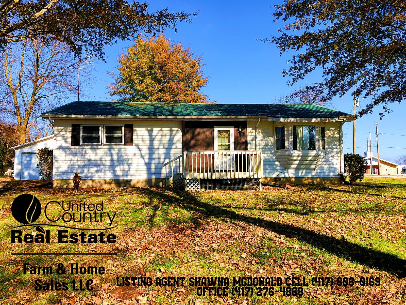 Affordable Home on .5 Acre in Arcola, MO near Stockton Lake