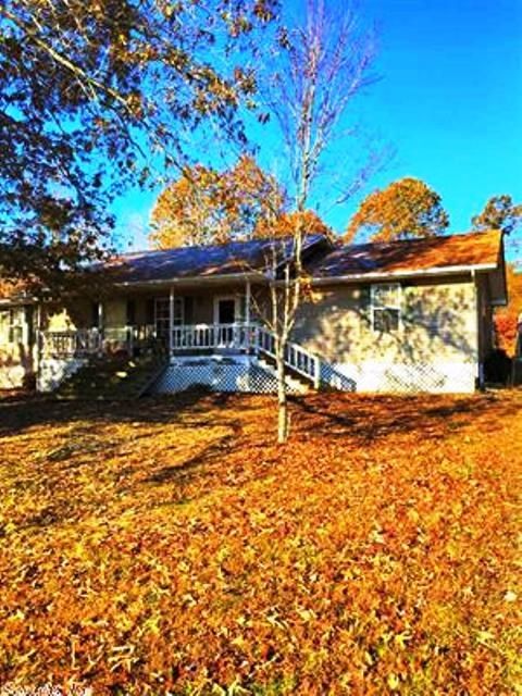 Country home on small acreage Fulton County Ar for sale