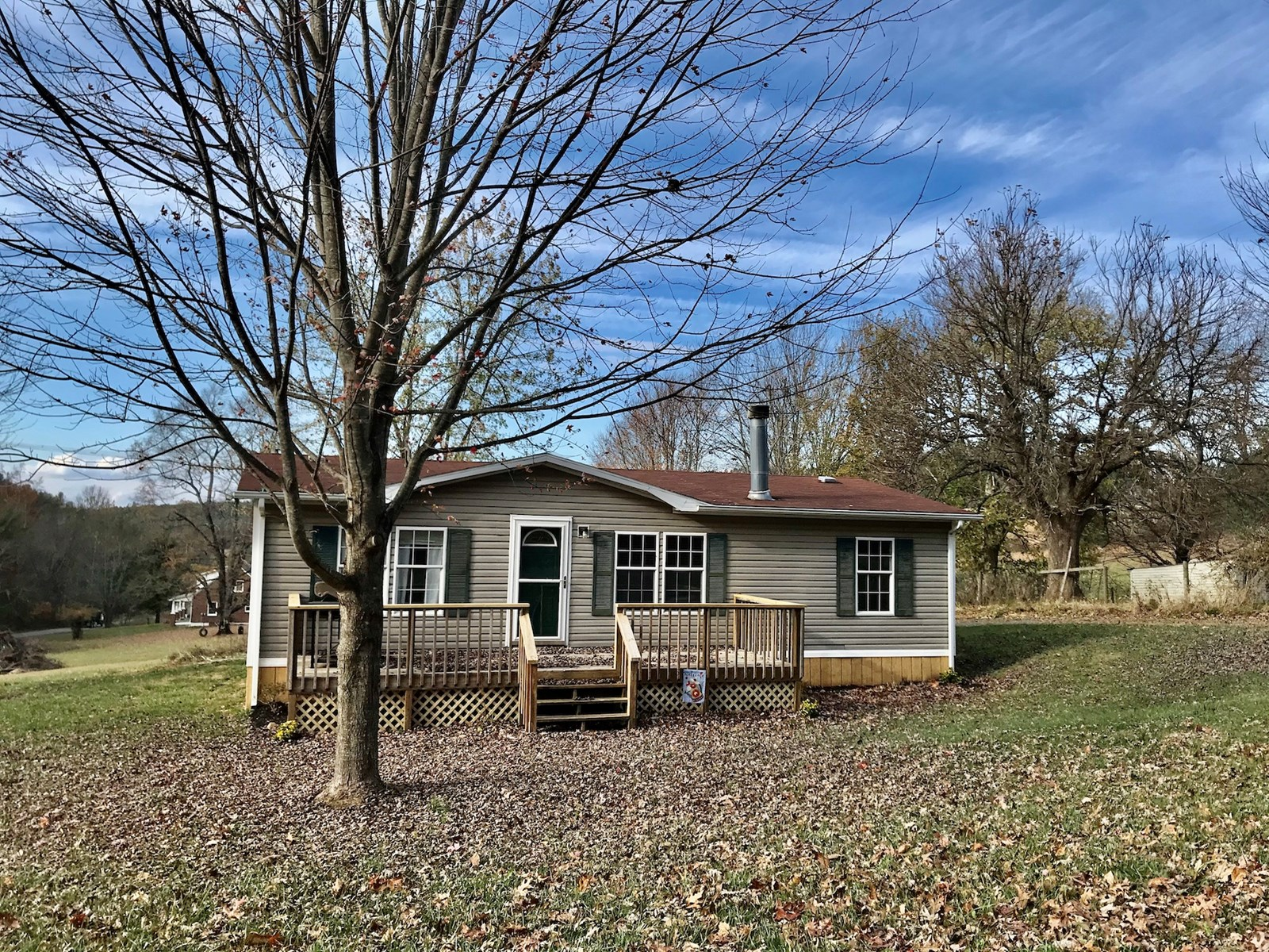 Great Starter Home or Retirement Home for Sale in Willis VA!