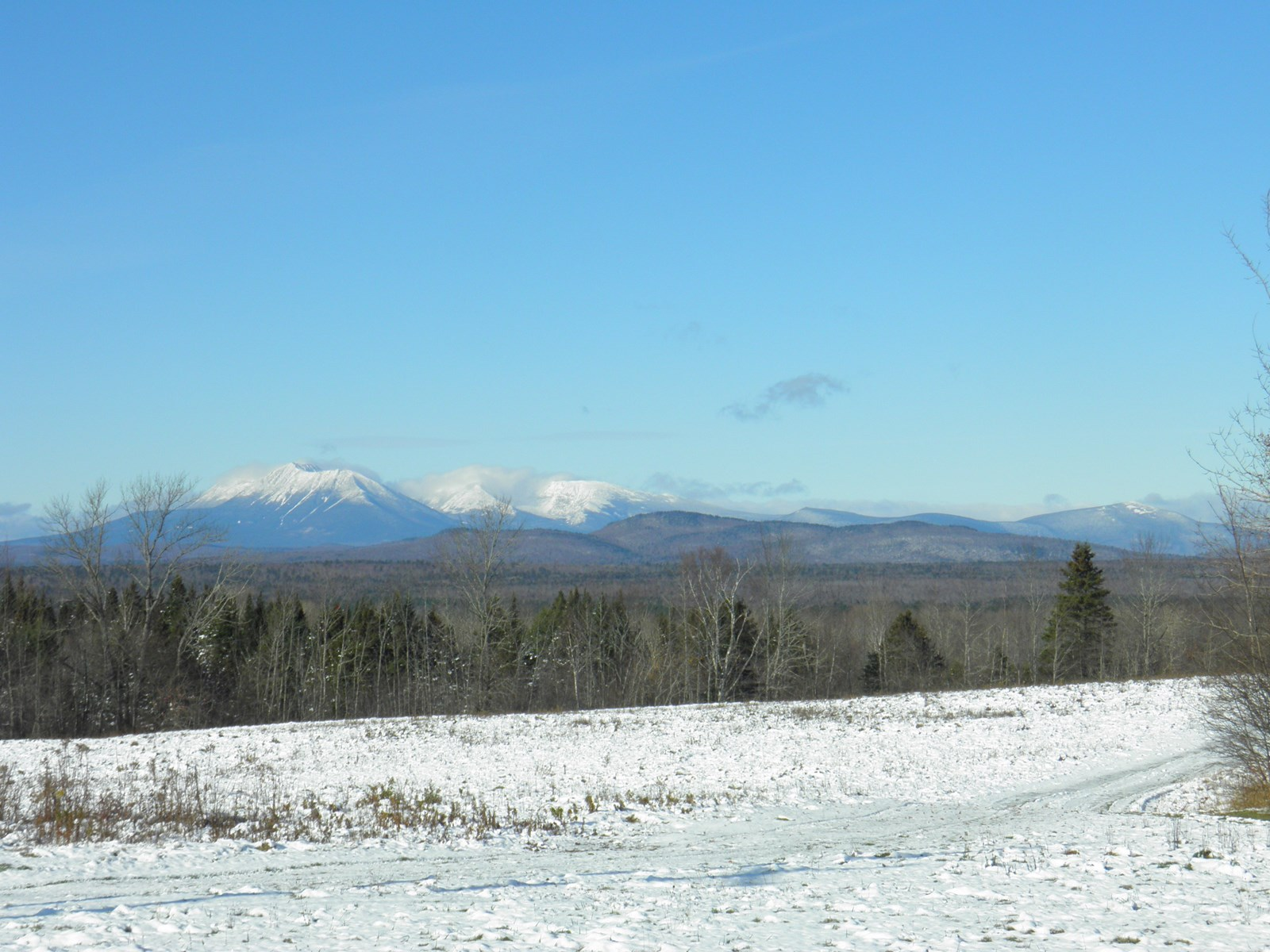 Farmland for sale in Penobscot County Maine