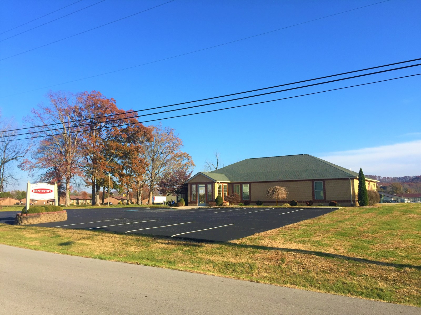 PROFESSIONAL MEDICAL OFFICE-BRICK BUILDING-LIBERTY KENTUCKY