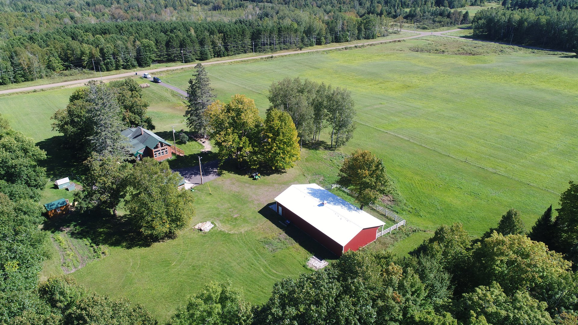 Hobby Farm for Sale in Sturgeon Lake, MN, Pine County, MN