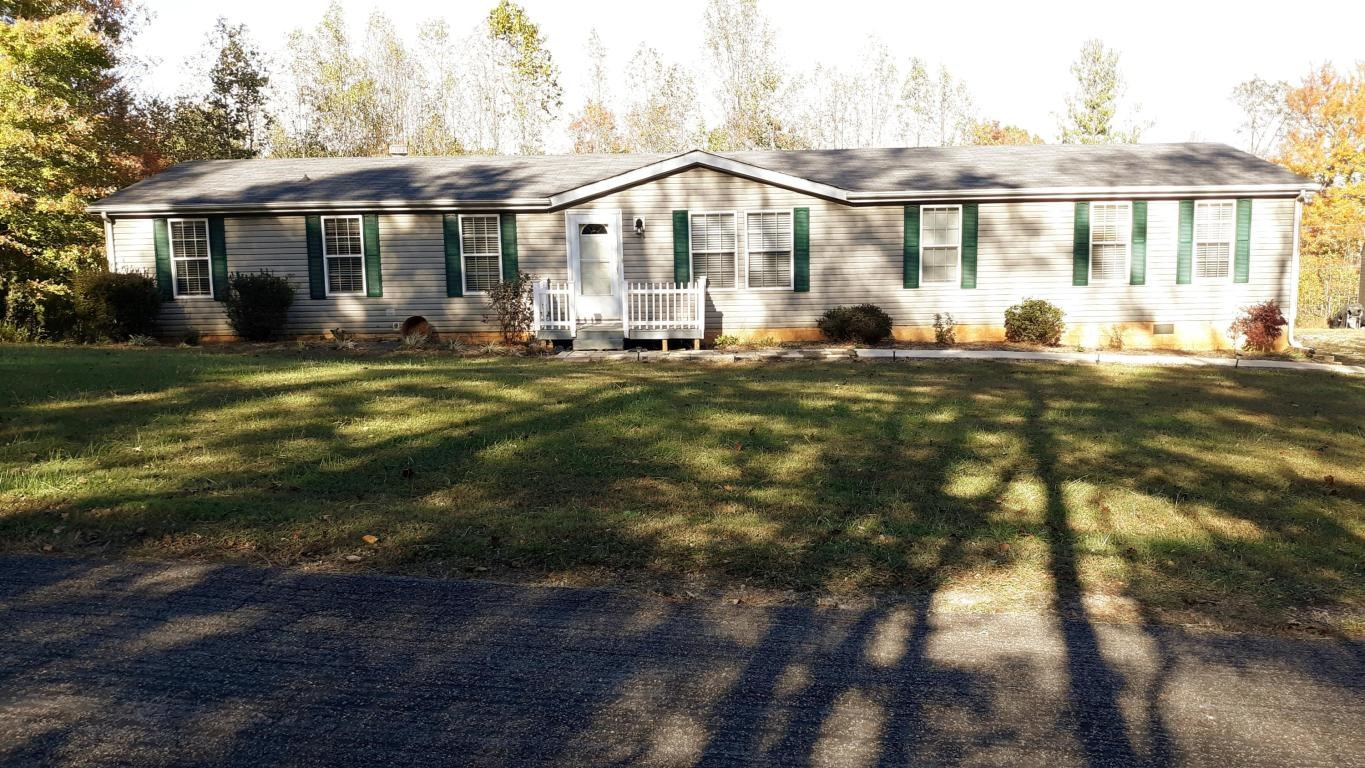 Quiet Country Home in Woolwine VA for Sale