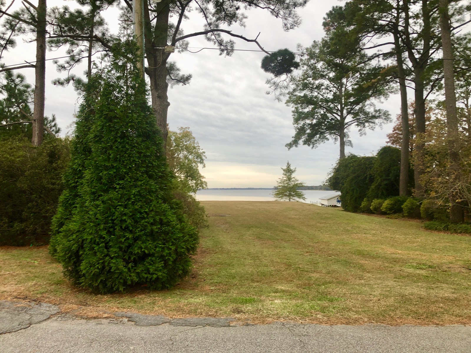 Waterfront Property For Sale Bath, NC/13-Acres on Back Creek
