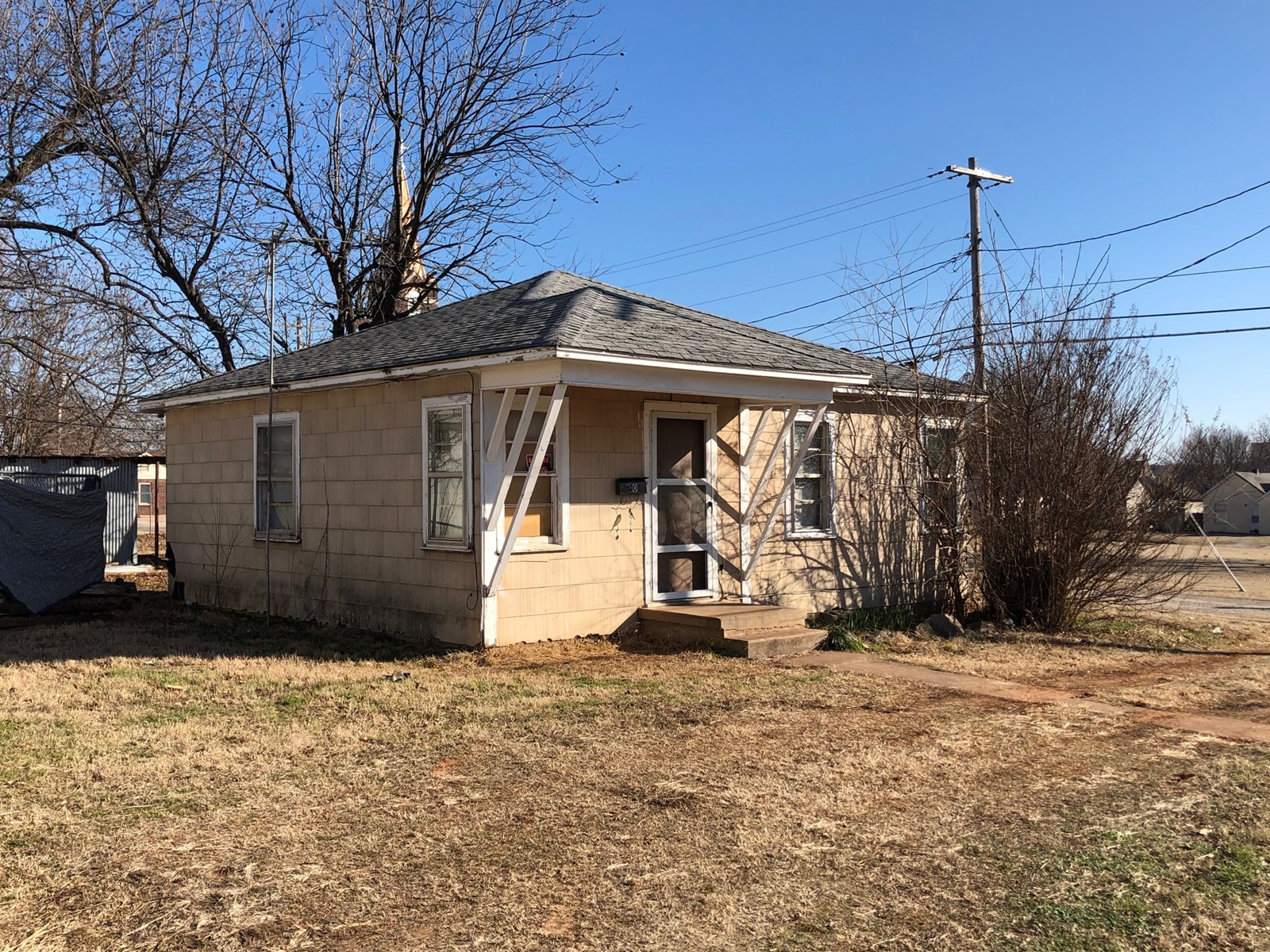 Perry, Oklahoma Income Properties