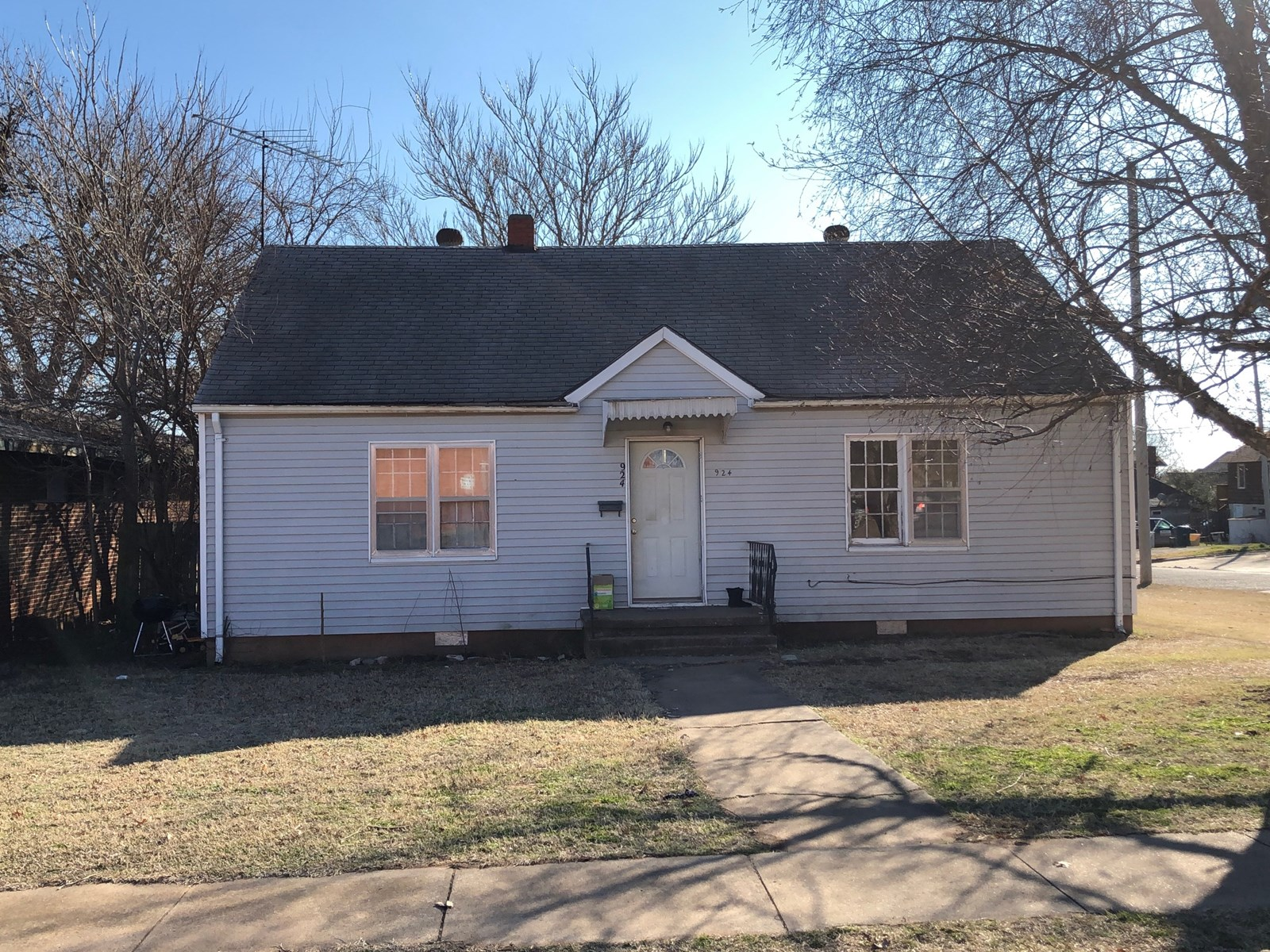 Rental in Perry, Ok  2 Properties for 1 Money