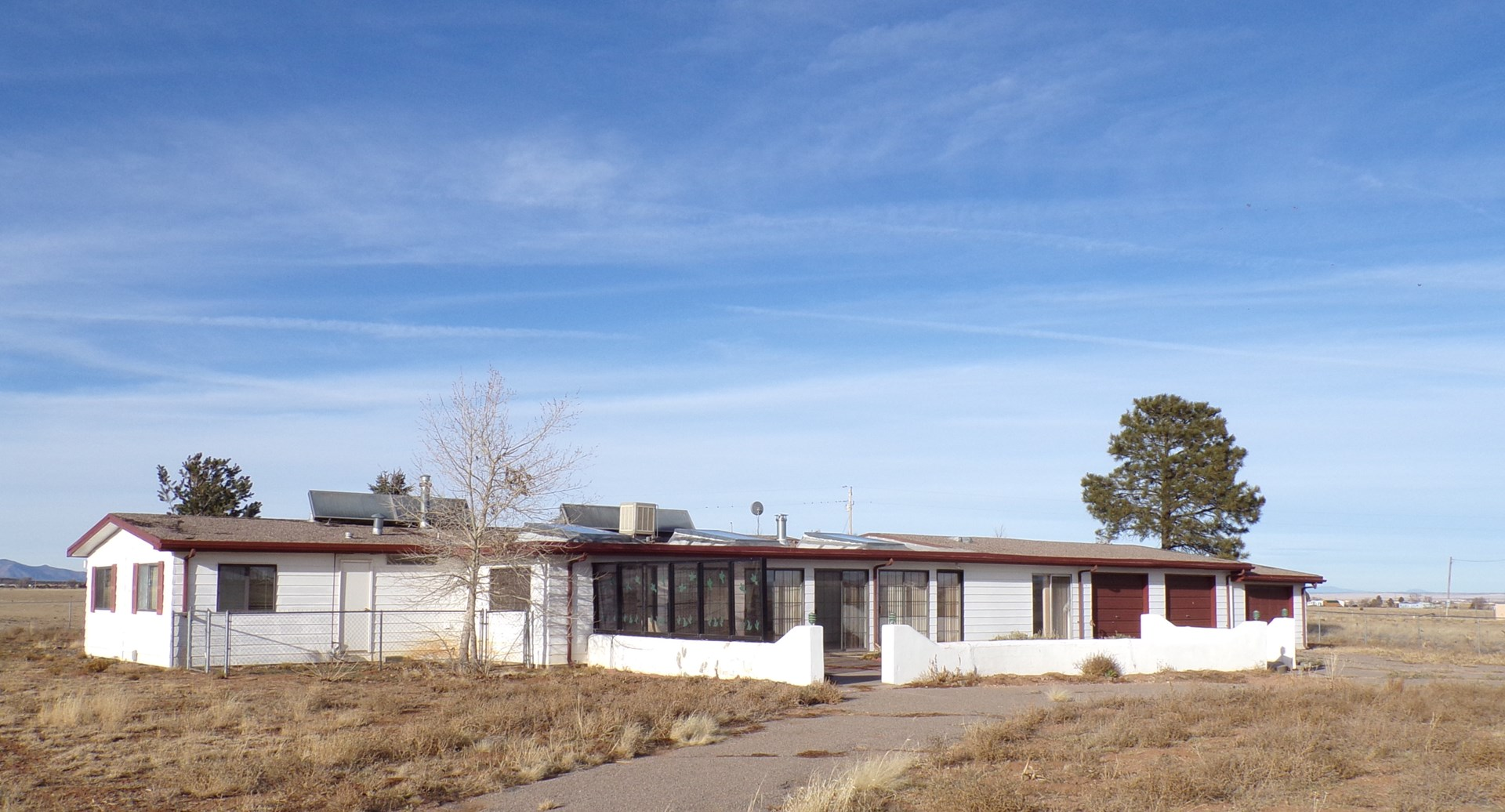 New Mexico Energy Efficient Country Home on 15 Ac for Sale