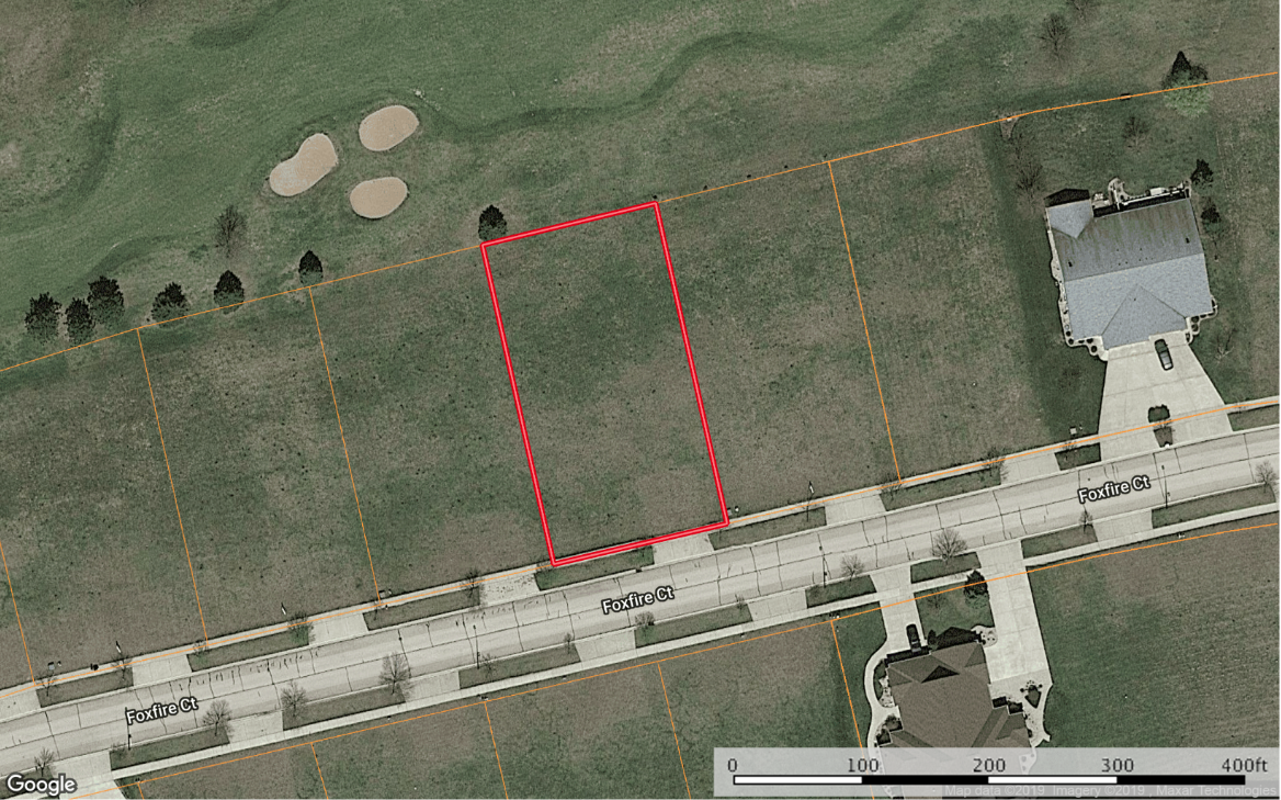 Buildable Lot for sale on Foxfire Golf Course in Waupaca, WI