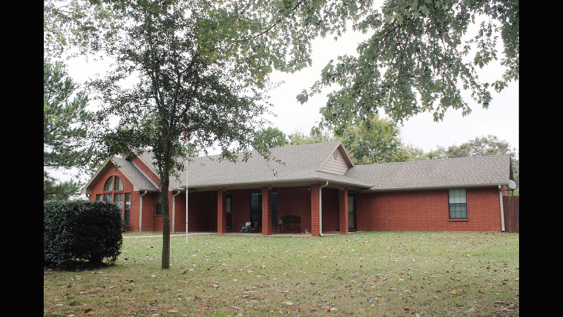 Country Home For Sale Grant Oklahoma