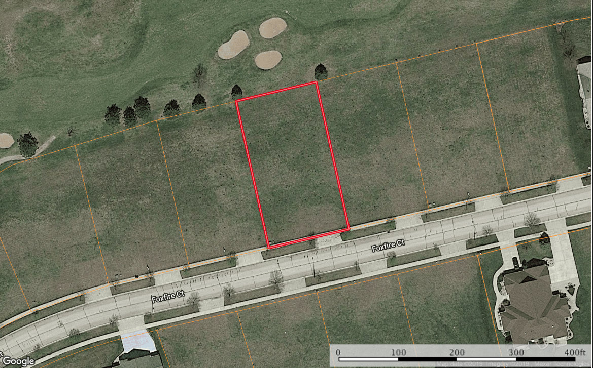 Buildable Lot for sale Foxfire Golf Course, Waupaca WI