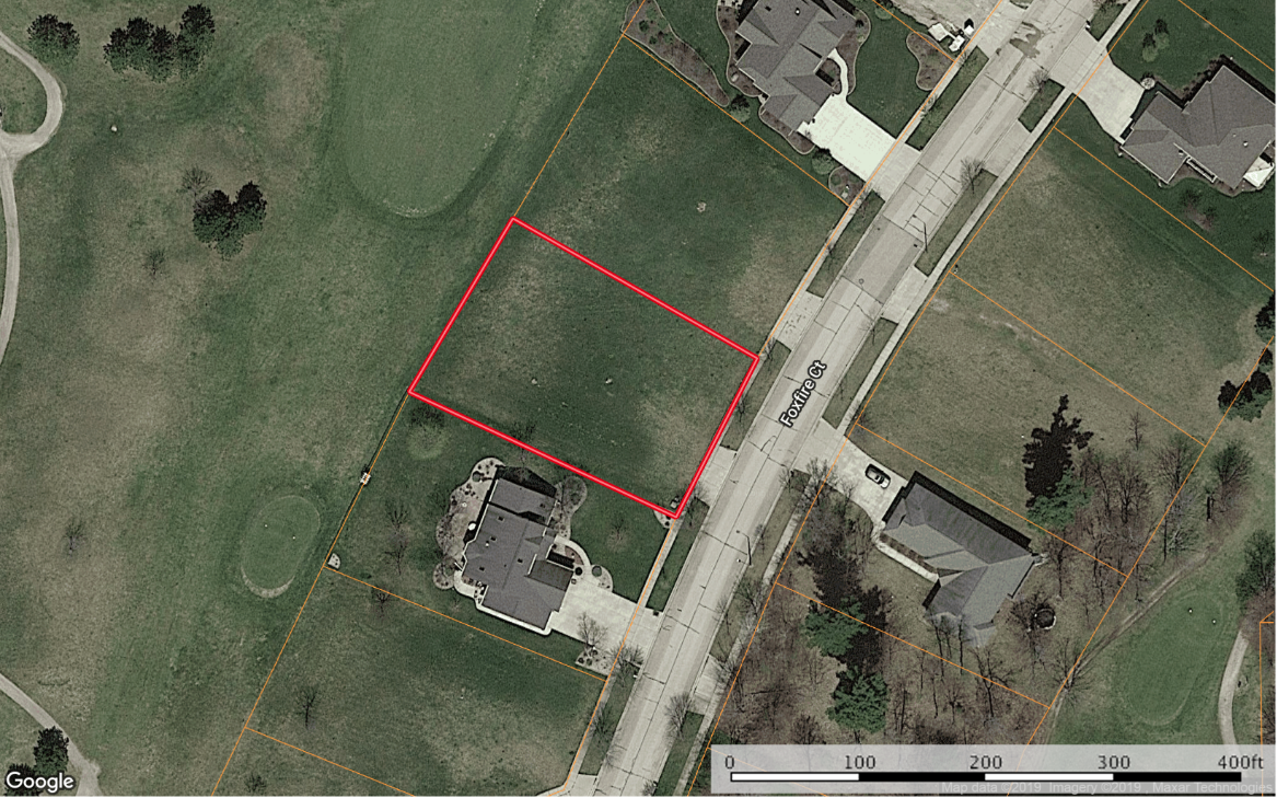 Vacant Land for sale Waupaca, WI - Golf Course Views