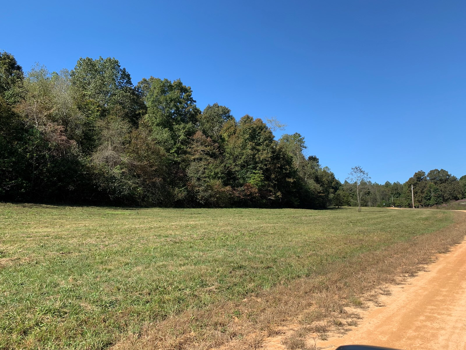 Nice Building Tract in Southern Tennessee!